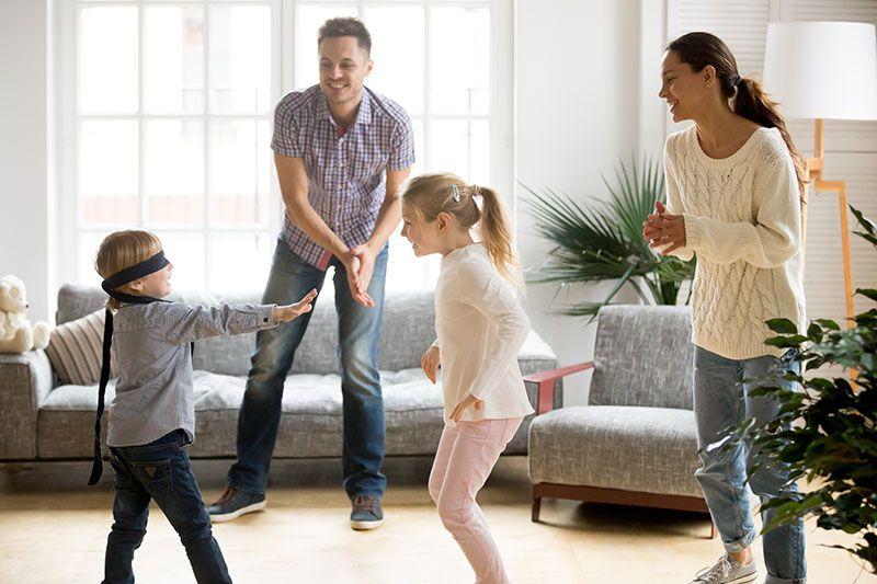 25 Planes para hacer en casa en familia #yomequedoencasa