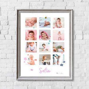 regalo personalizado para bebés